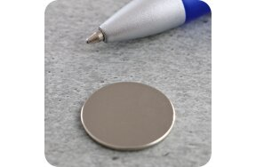 DISC MAGNET D20mm x 2mm